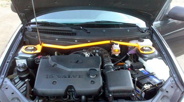 Замена реле-регулятора на автомобили ВАЗ 2110