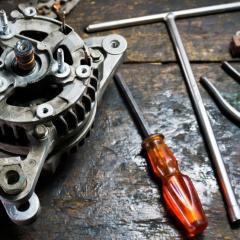 «Полетел» стартер: ремонтируем, ставим восстановленный или новый?
